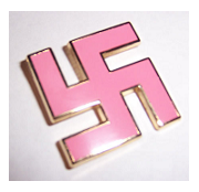 pink swastika