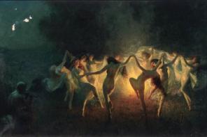 pagan dancing