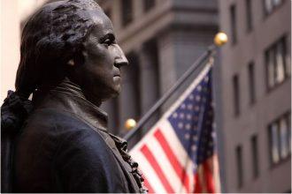 washington and flag convention of states image