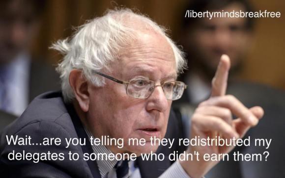 Bernie-Delegates
