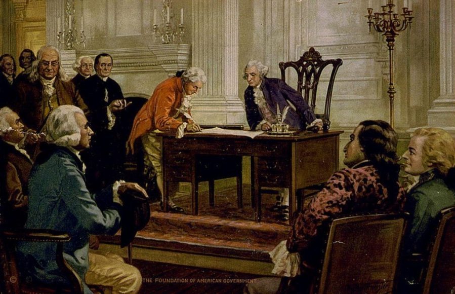 America Founded on Christian Principles » Dispatches